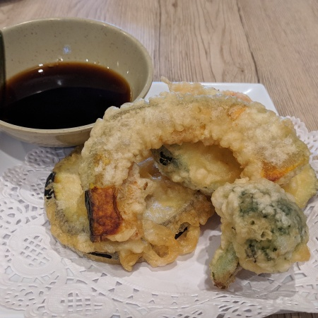 National Tempura Day