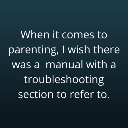 parenting-manual