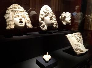 Pompeii-theater-masks